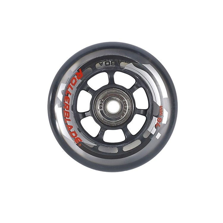 Inline Skate Wheels (Black edit.)